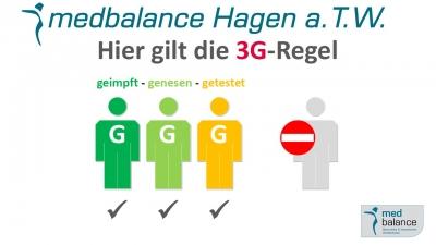 3G-Regel im medbalance