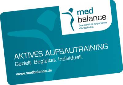 Aktives Aufbautraining